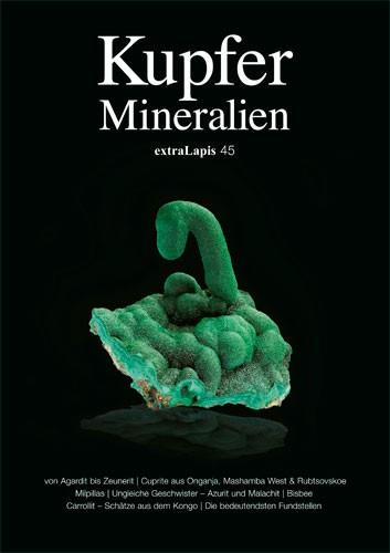 extraLapis No. 45 - Kupfermineralien