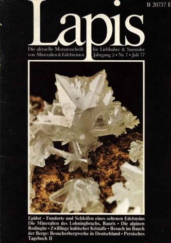 LAPIS 07/1977