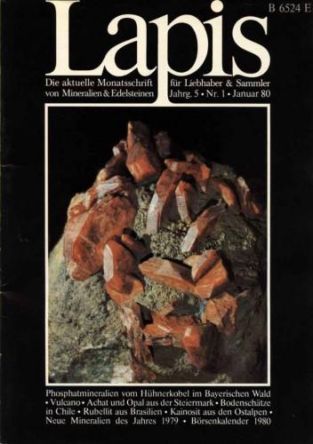 LAPIS Jahrgang 1980