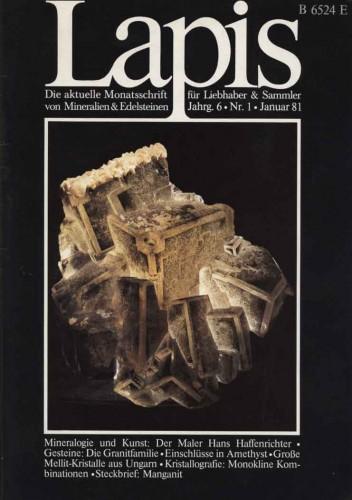 LAPIS Jahrgang 1981
