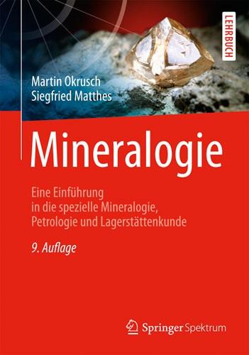 Mineralogie, Okrusch & Matthes, 9. Auflage