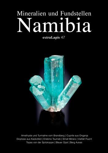 extraLapis No. 47 - Namibia, Mineralien und Fundstellen