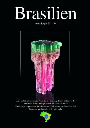 extraLapis No. 40 - Brasilien, Mineralien & Edelsteine