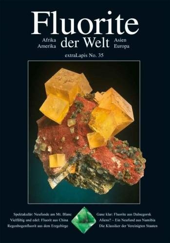 extraLapis No. 35 - Fluorite der Welt