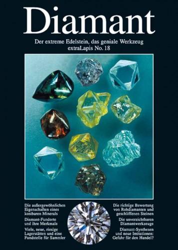 extraLAPIS Nr. 18 <br>Diamant (antiquarisches Exemplar)