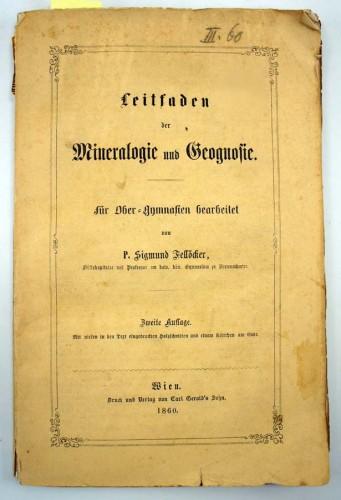 FELLÖCKER, SIGMUND - Leitfaden der Mineralogie und Geognosie...