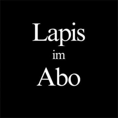 Lapis Abonnement (Inland) - Die Versandkosten sind im Endpreis enthalten!