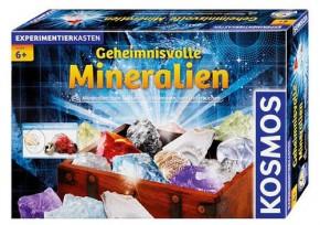 Geheimnisvolle Mineralien: Mineralien zum Sammeln und Bestimmen - ab 6 Jahren