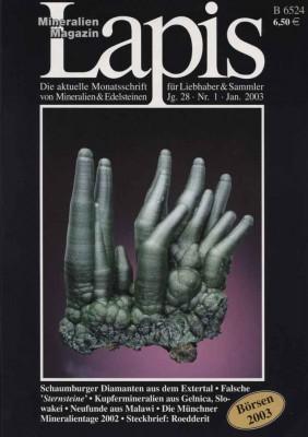 LAPIS Jahrgang 2003