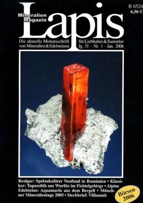 LAPIS Jahrgang 2006