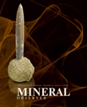 Mineralogical Almanac, Volume 21, issue 1, Mineral Observer