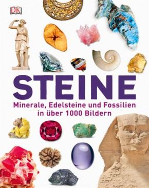 Steine - Minerale, Edelsteine und Fossilien in über 1000 Bildern, D. Green