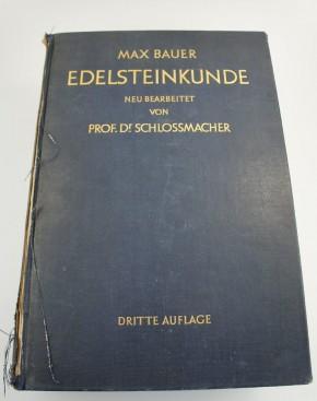 BAUER M. - Edelsteinkunde.