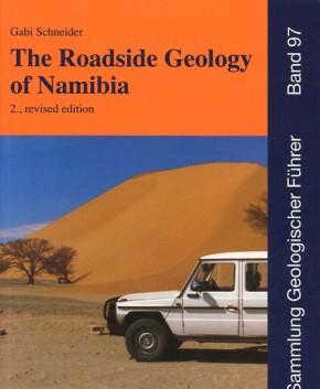 Sammlung Geologischer Führer Nr. 97 - The Roadside Geology of Namibia