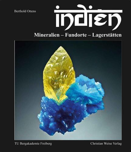 Indien - Mineralien, Fundorte, Lagerstätten