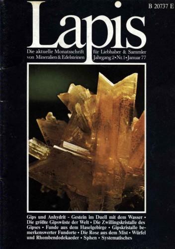 LAPIS 01/1977