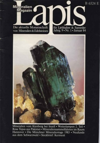 LAPIS Jahrgang 1984