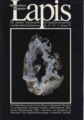LAPIS Jahrgang 1987