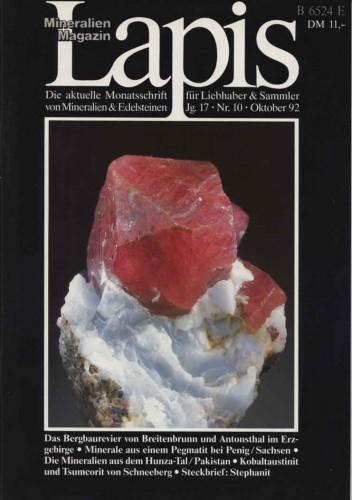 Lapis 10/1992