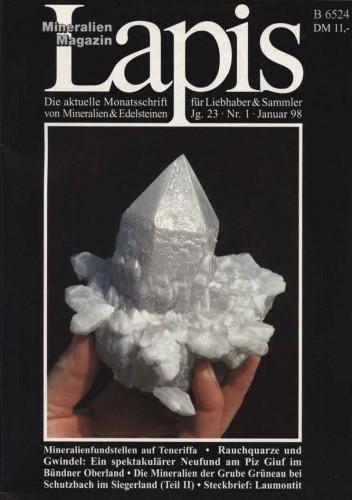 LAPIS Jahrgang 1998