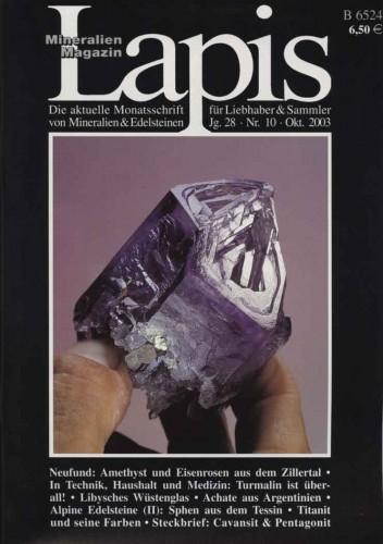 Lapis 10-2003