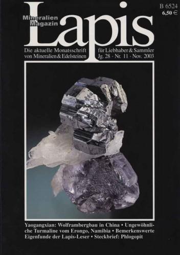 Lapis 11-2003
