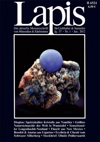 LAPIS Jahrgang 2012