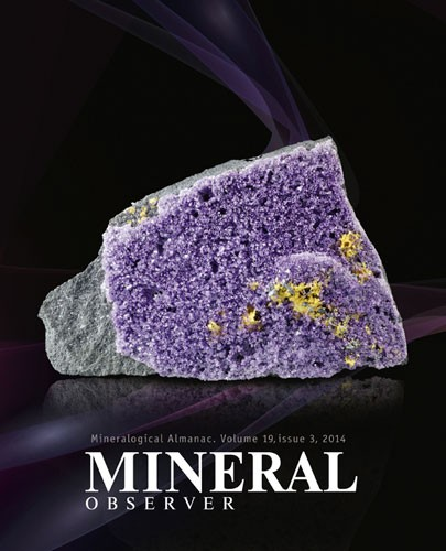 Mineralogical Almanac Vol.19 issue 3: Mineral Observer