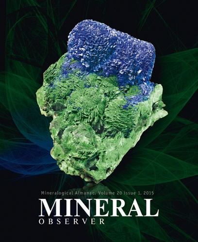 Mineralogical Almanac Vol.20 issue 1: Mineral Observer