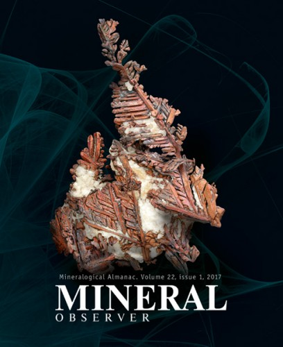 Mineralogical Almanac volume 22, issue 1, 2017 - Mineral Observer