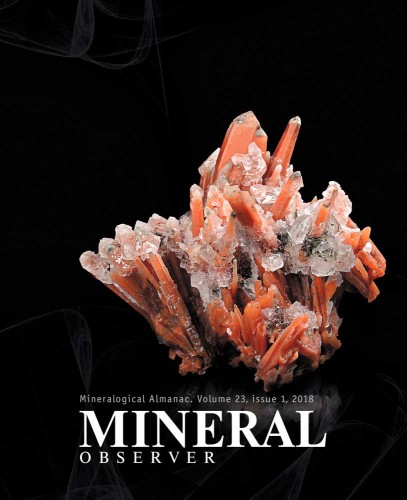 Mineralogical Almanac volume 23, issue 1, 2018 - Mineral Observer