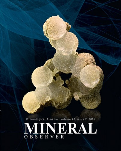 Mineralogical Almanac Vol.20 issue 2: Mineral Observer