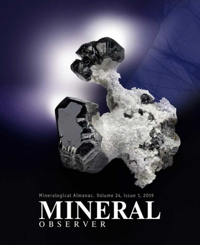 Mineralogical Almanac volume 24, issue 1, 2019 - Mineral Observer