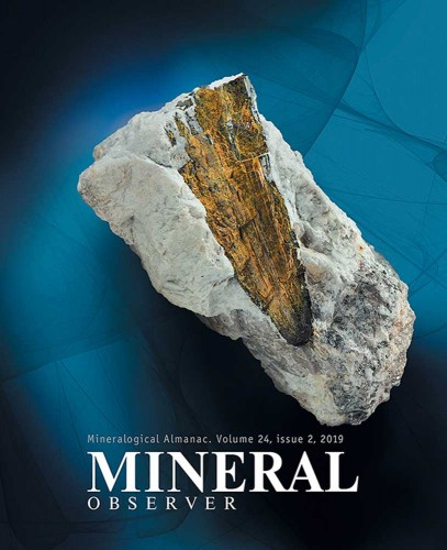 Mineralogical Almanac volume 24, issue 2, 2019 - Mineral Observer