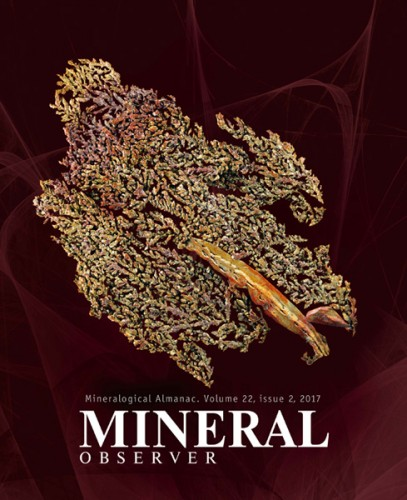 Mineralogical Almanac volume 22, issue 2, 2017 - Mineral Observer