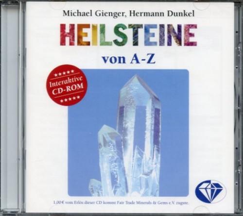 Heilsteine von A-Z auf CD von Michael Gienger