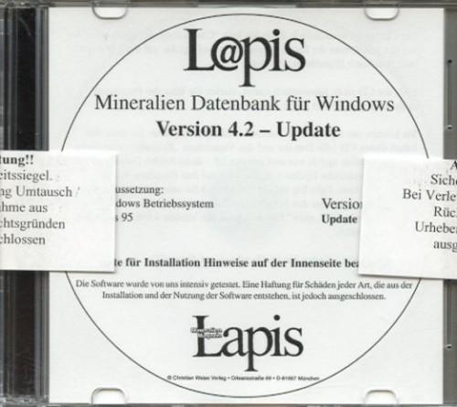 Lapis-Datenbank 4.4
