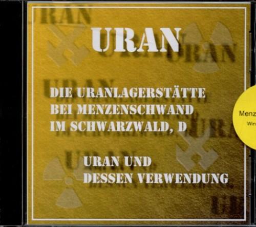 URAN – Die Uranlagerstätte Menzenschwand im Schwarzwald, Dreier