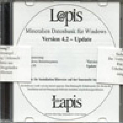 Lapis-Prämienabo (Ausland) mit der Lapis Datenbank 4.4