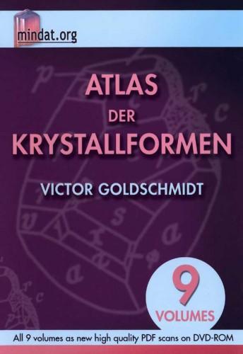 Atlas der Krystallformen, Goldschmidt