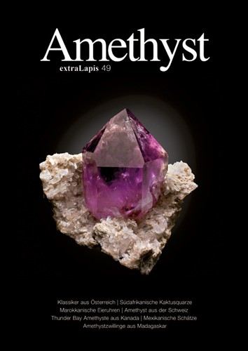 extraLapis No. 49 - Amethyst