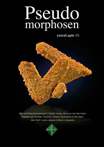 extraLapis No. 43 - Pseudomorphosen