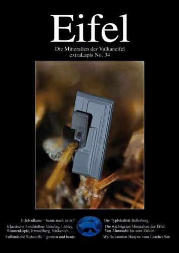 extraLapis No. 34 - Die Mineralien der Vulkaneifel