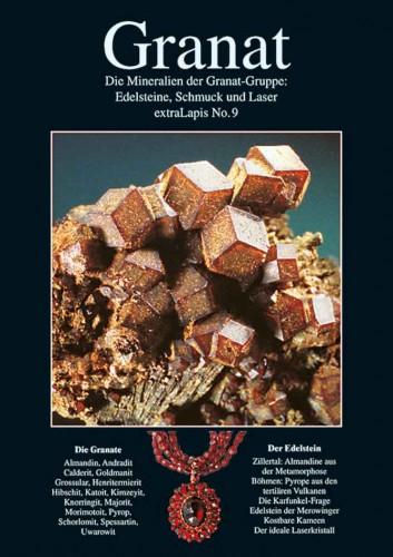 extraLAPIS Nr. 9 <br>Granat (antiquarisches Exemplar)