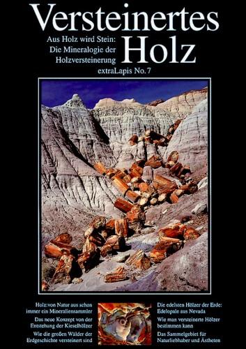 extraLAPIS Nr. 7 <br> Versteinertes Holz (VERGRIFFEN!)