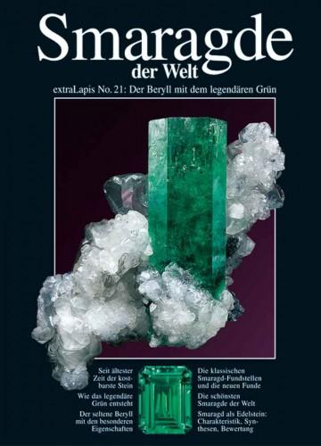 extraLAPIS Nr. 21 <br>Smaragde der Welt
