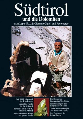 extraLAPIS Nr. 22 <br>Südtirol und die Dolomiten (antiquarisches Exemplar)