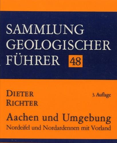 Sammlung Geologischer Führer Nr. 48: Aachen und Umgebung