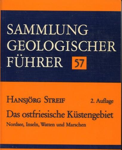 Sammlung Geologischer Führer Nr. 57: Ostfriesisches Küstengebi