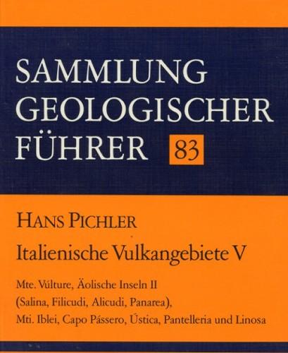 Sammlung Geologischer Führer Nr. 83: Ital. Vulkangebiete V
